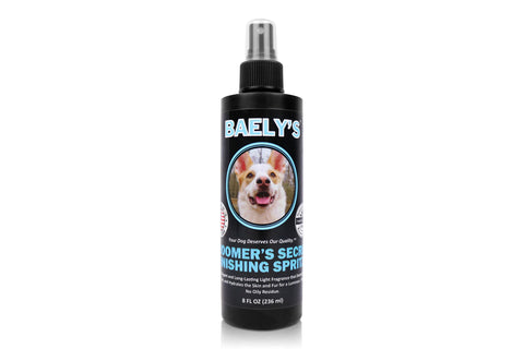Image of Natural Dog Cologne & Dog Coat Conditioner Spray - Detangles Deodorizes for a Shiny Healthy Coat