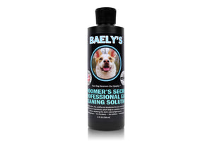 Natural Dog Ear Cleaner and Dog Ear Wash - Alcohol Free Formula - by Baely's