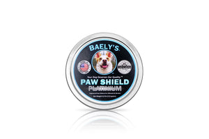 Baely's Paw Shield - Our Dog Paw Balm is Rated Higher than Mushers Secret