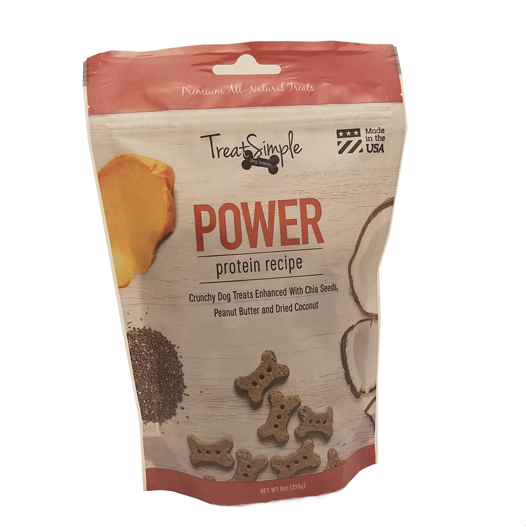 TreatSimple POWER Protein Recipe (9 oz)