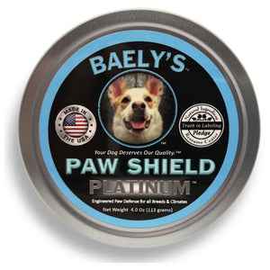 Baely's Paw Shield is Better than Musher's Secret