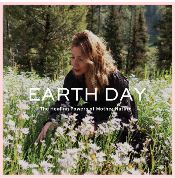 An Earth Day-Inspired Nod to Ecotherapy