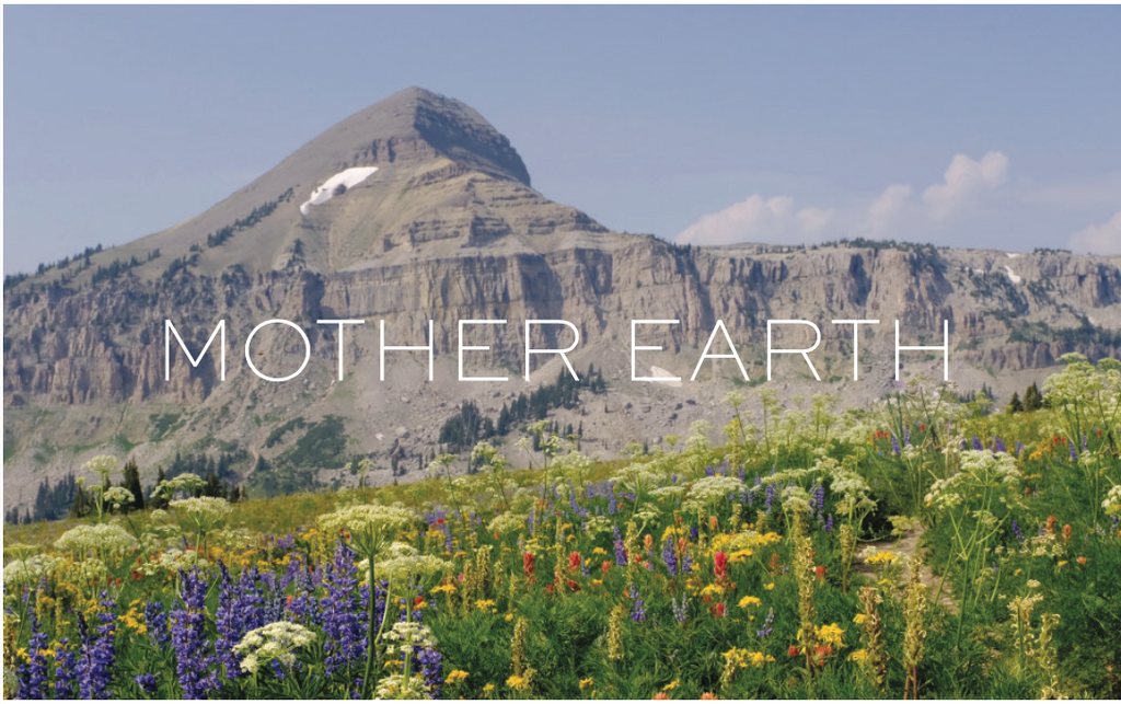 Tribute to Mother Earth