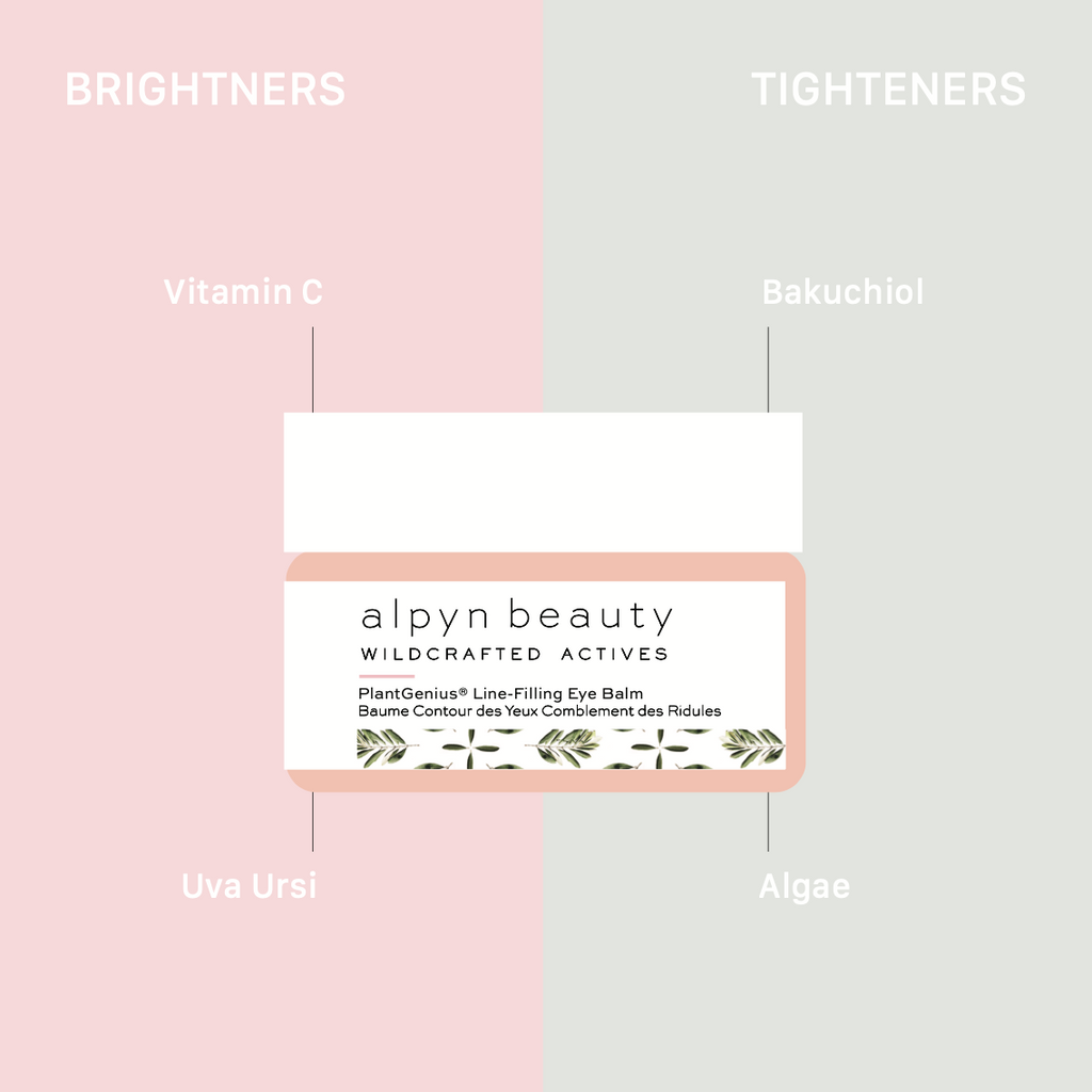 Line-Filling Eye Balm - Brighteners & Tighteners