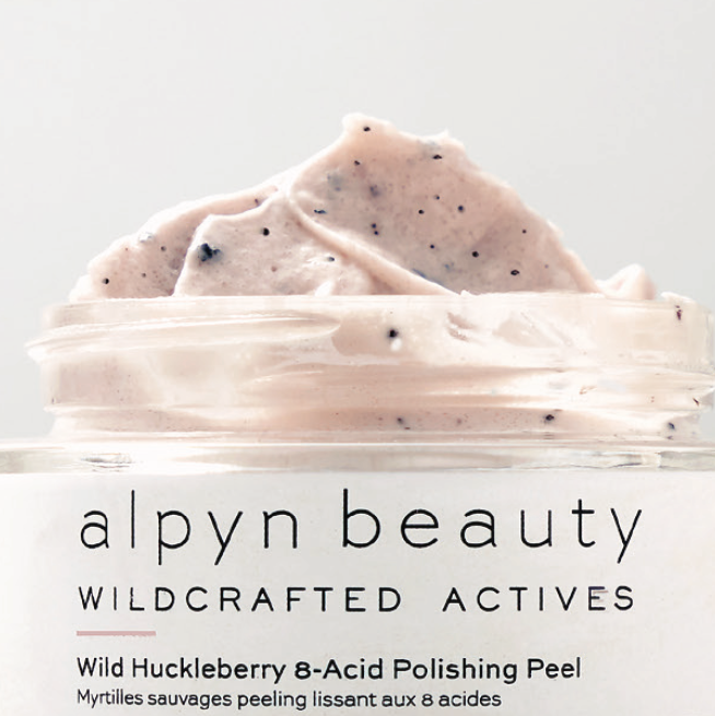 Wild Huckleberry 8-Acid Polishing Peel