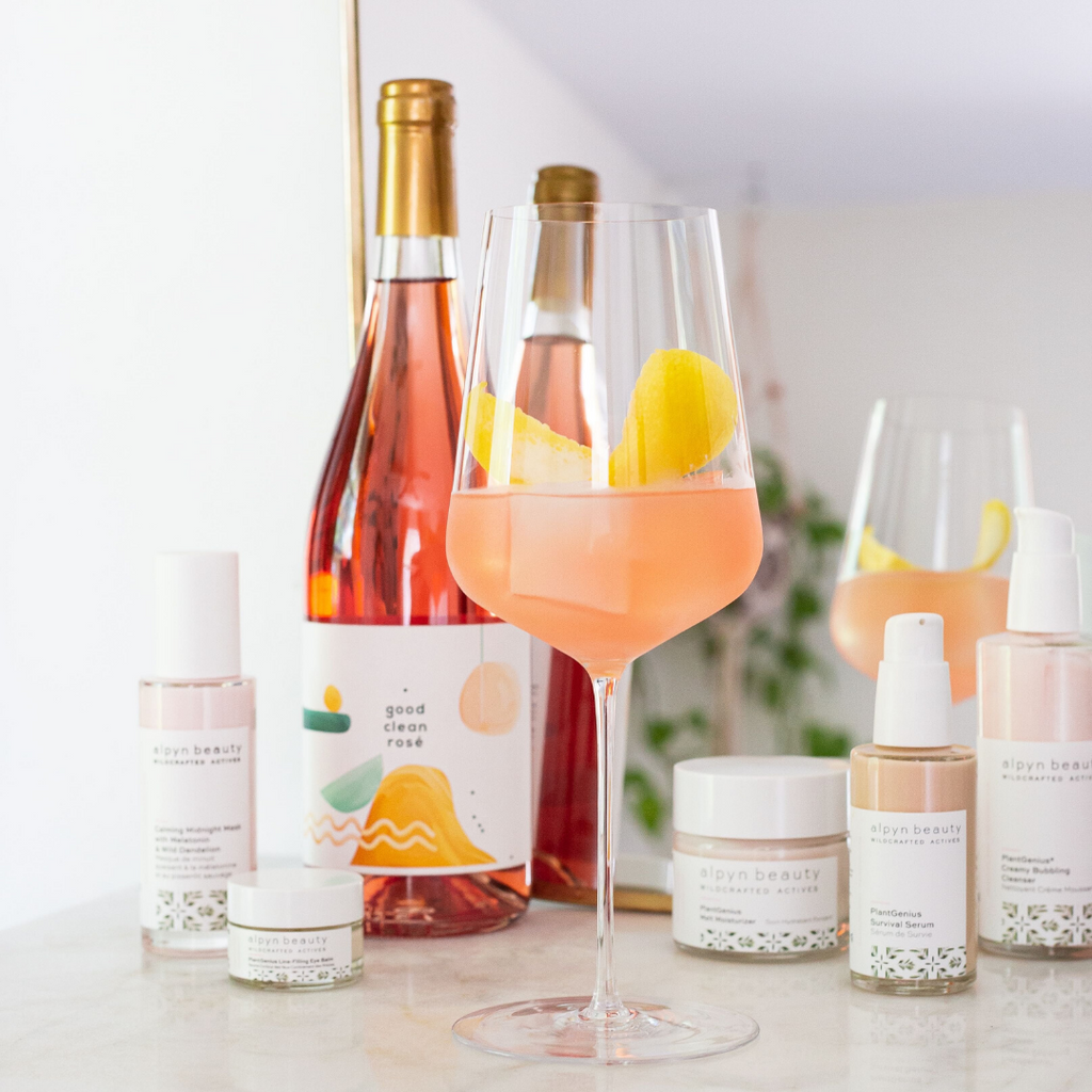 National Cocktail Day: Good Clean Wine Collaboration