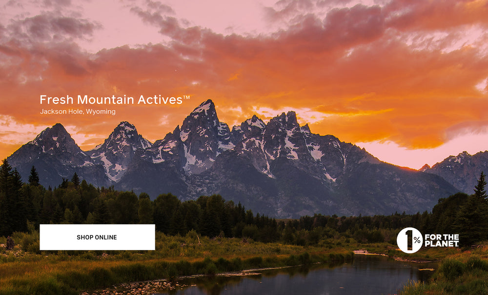 Alpyn skincare - fresh mountain actives