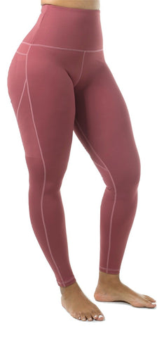"""Ultimate Sculpt"" Yoga Pant- Solids"