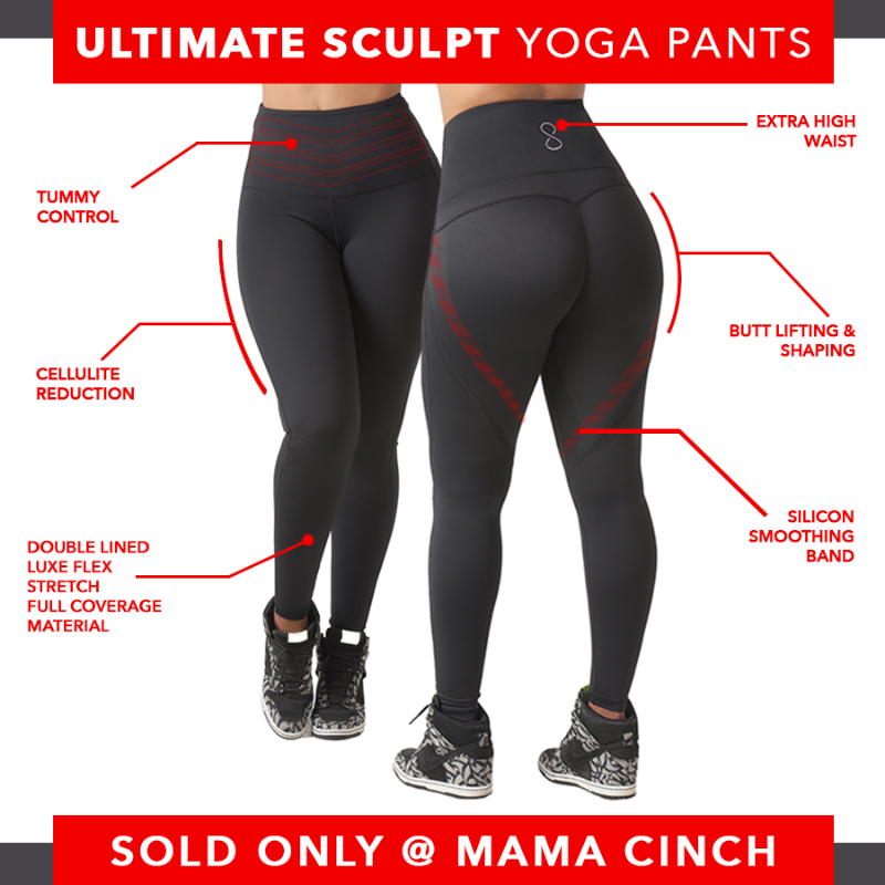 Ultimate Sculpt High Waist Pants