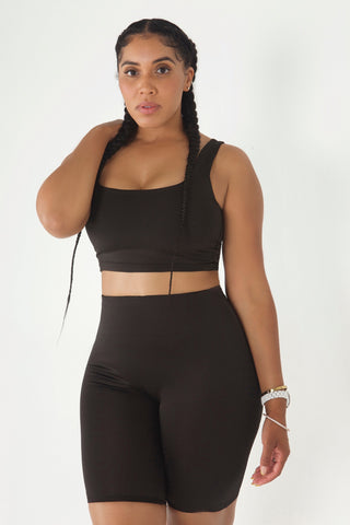 """Little Black Short"" set"