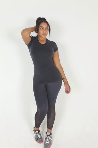 BASIX Long Tee Seamless