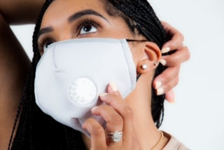 Anti dust Mask W/ PM 2.5 Filter