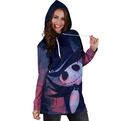 e3b01552d88 Jack Skellington Disney Hoodie Dress 4 - CreatedOn Disney