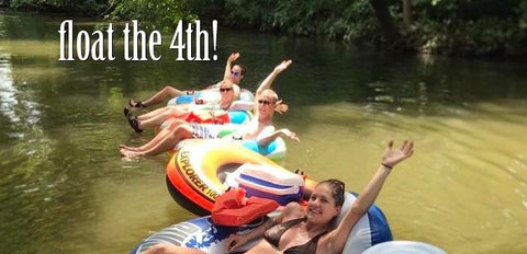 Float the 4th!