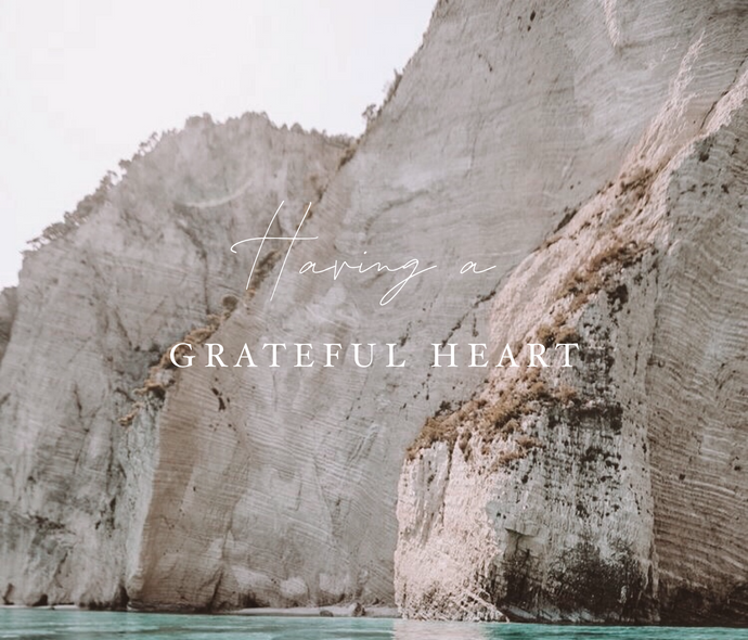 Having a Grateful Heart