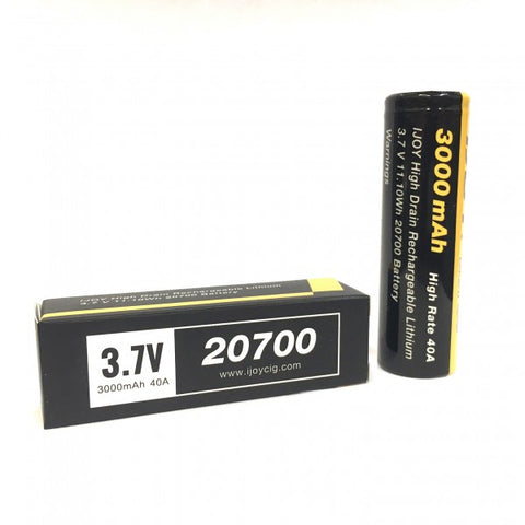 I Joy 20700 Battery-CrazyCloudzzz | Hardware | Premium E Liquid | Accessories | Coils | Batteries