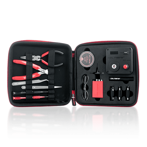 Coil Master V3 DIY Kit - CrazyCloudzzz | Hardware | Premium E Liquid | Accessories | Coils | Batteries