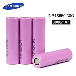 Samsung 30Q 3000mah 18650 Battery-CrazyCloudzzz | Hardware | Premium E Liquid | Accessories | Coils | Batteries