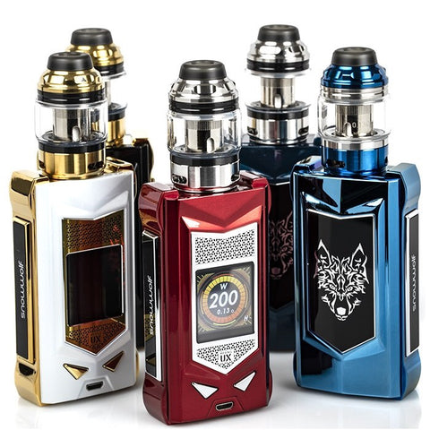 Snowwolf M feng UX Kit - CrazyCloudzzz | Hardware | Premium E Liquid | Accessories | Coils | Batteries