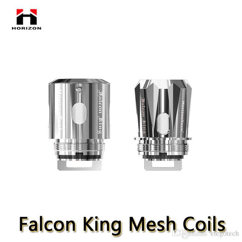 *NEW* Falcon King coils M1+ & M-Dual Coil (3Pack) - CrazyCloudzzz | Hardware | Premium E Liquid | Accessories | Coils | Batteries