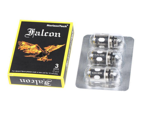 Falcon M Triple Coils (Pack of 3)