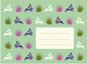 Animals rendez vous- Ommdesign postcards by Sarah Andreacchio
