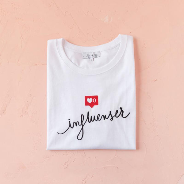 Camiseta Influencer