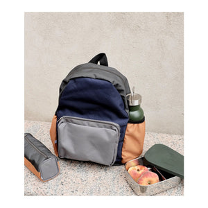 Mochila Wally navy mix