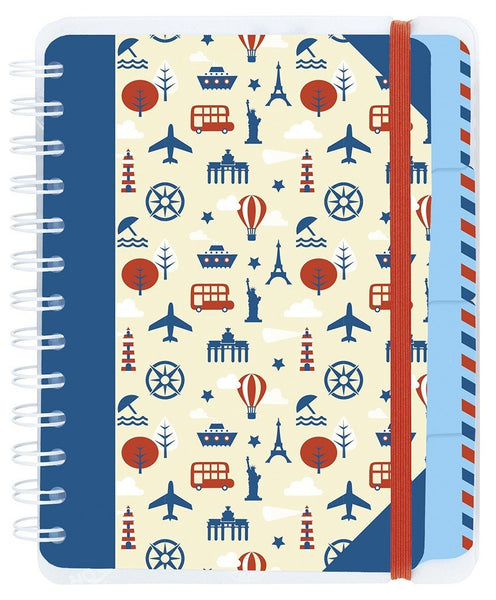 "Libreta ""Travel book"""