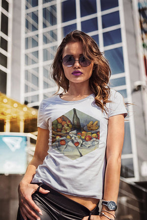 Paul Cezanne T-Shirt Women Tshirt Women T Shirt - FashCity