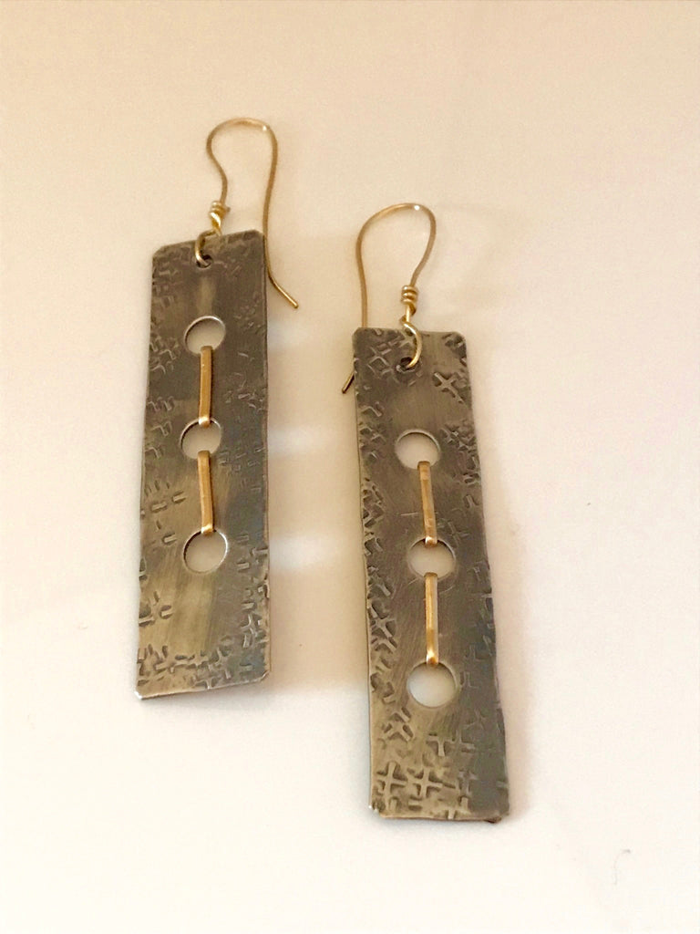 Panel III Earrings