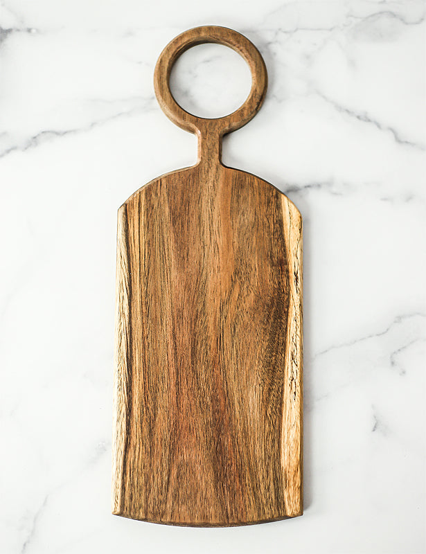 OVERSIZE RING CUTTING BOARD