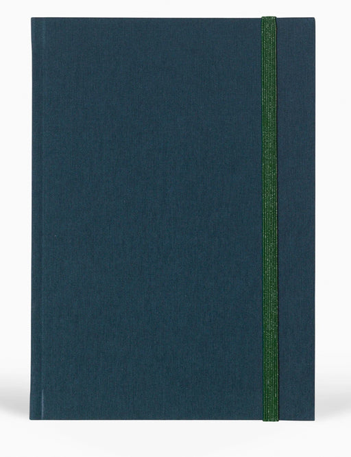 BEA NOTEBOOK - DARK BLUE