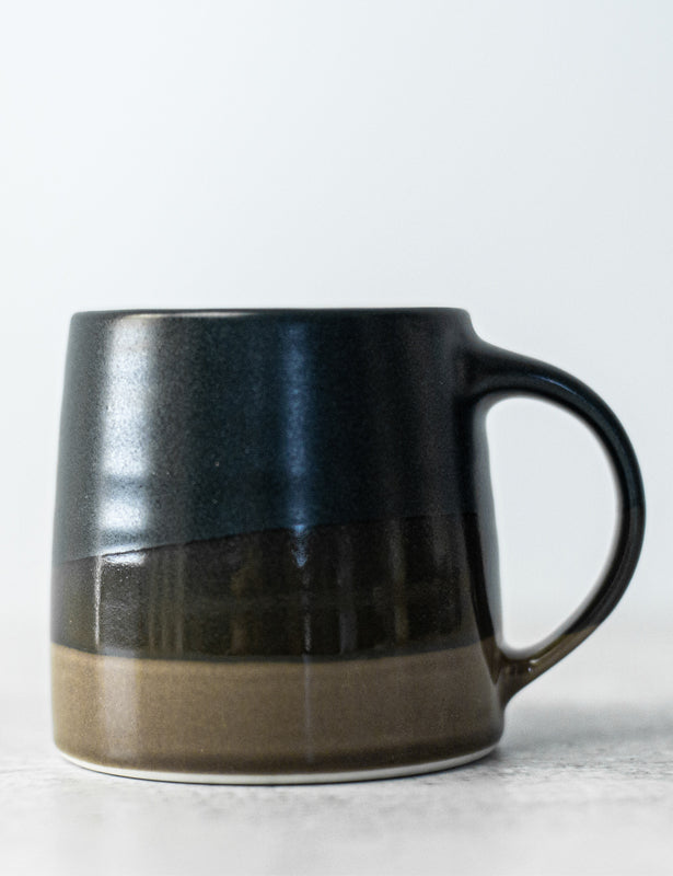 DIPPED PORCELAIN MUG