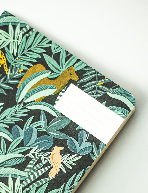 ANIMAL KINGDOM NOTEBOOK