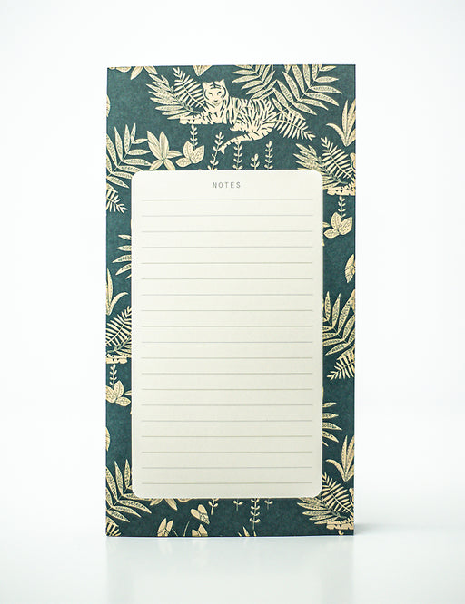 JUNGLE NOTEPAD
