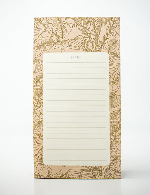 OLIVE TREE NOTEPAD