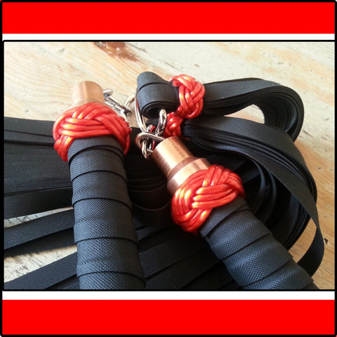 Nunchuck Swivel Flogger Sets