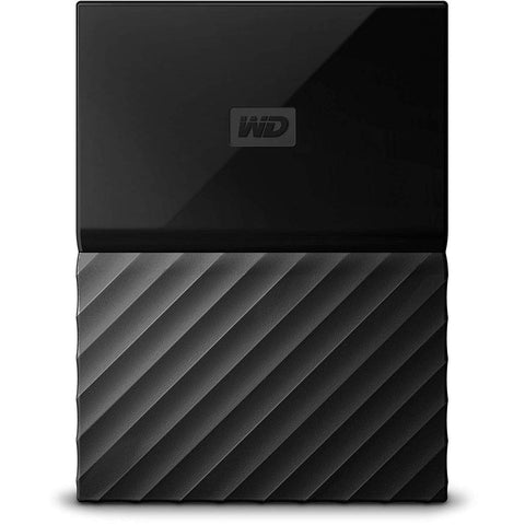 "WD 1TB 2.5"" USB 3.0 My Passport Portable Black HDD 3 Year Wty"
