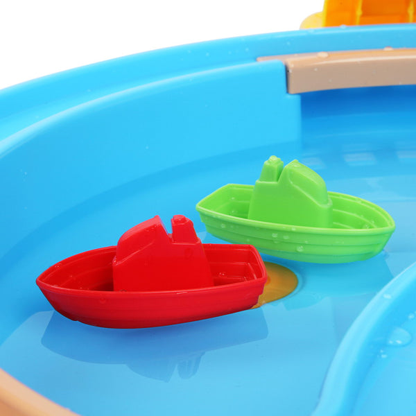 Sand and Water Table Play Set 26 piece with Umbrella