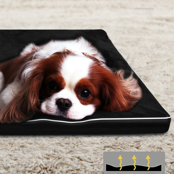 PaWz Pet Bed Dog Beds Cushion Cover Mat Soft Calming Pillow Mat Puppy Bedding5cm