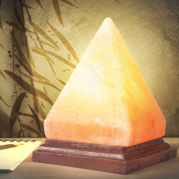 Salt Lamp Globes USB Himalayan Natural Crystal Rock Cord Night Light Lamps Globe