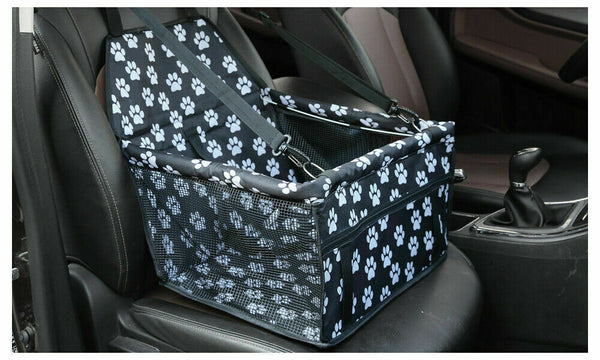 PaWz Pet Car Booster Seat Puppy Cat Dog Auto Carrier Travel Protector Safety