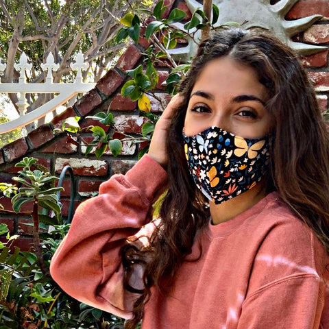 Wellness Reversible Butterfly Mask