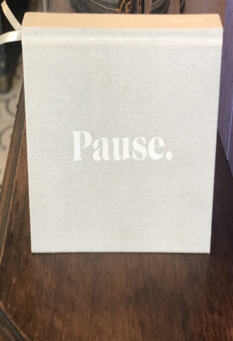 Press Pause Journal