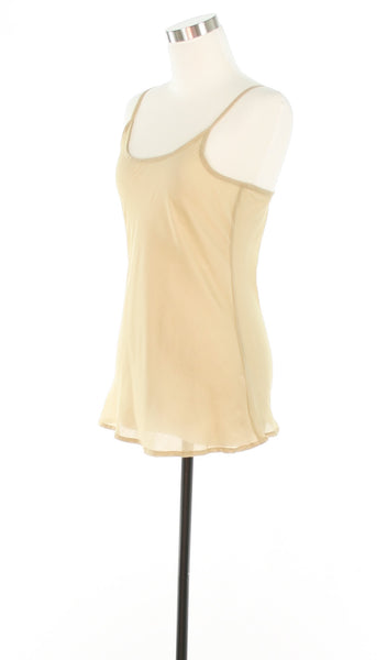 Essential Cotton Basic Body Camisole side view