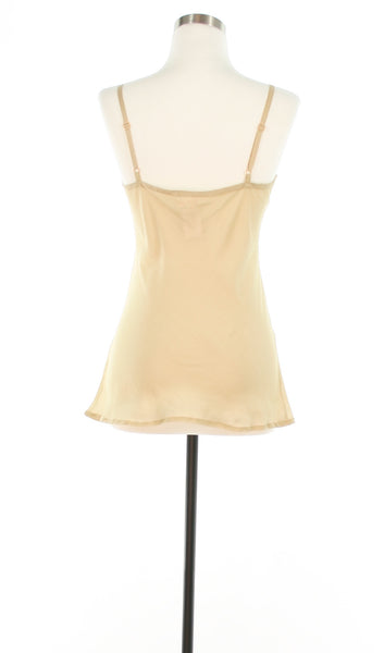 Essential Cotton Basic Body Camisole back view