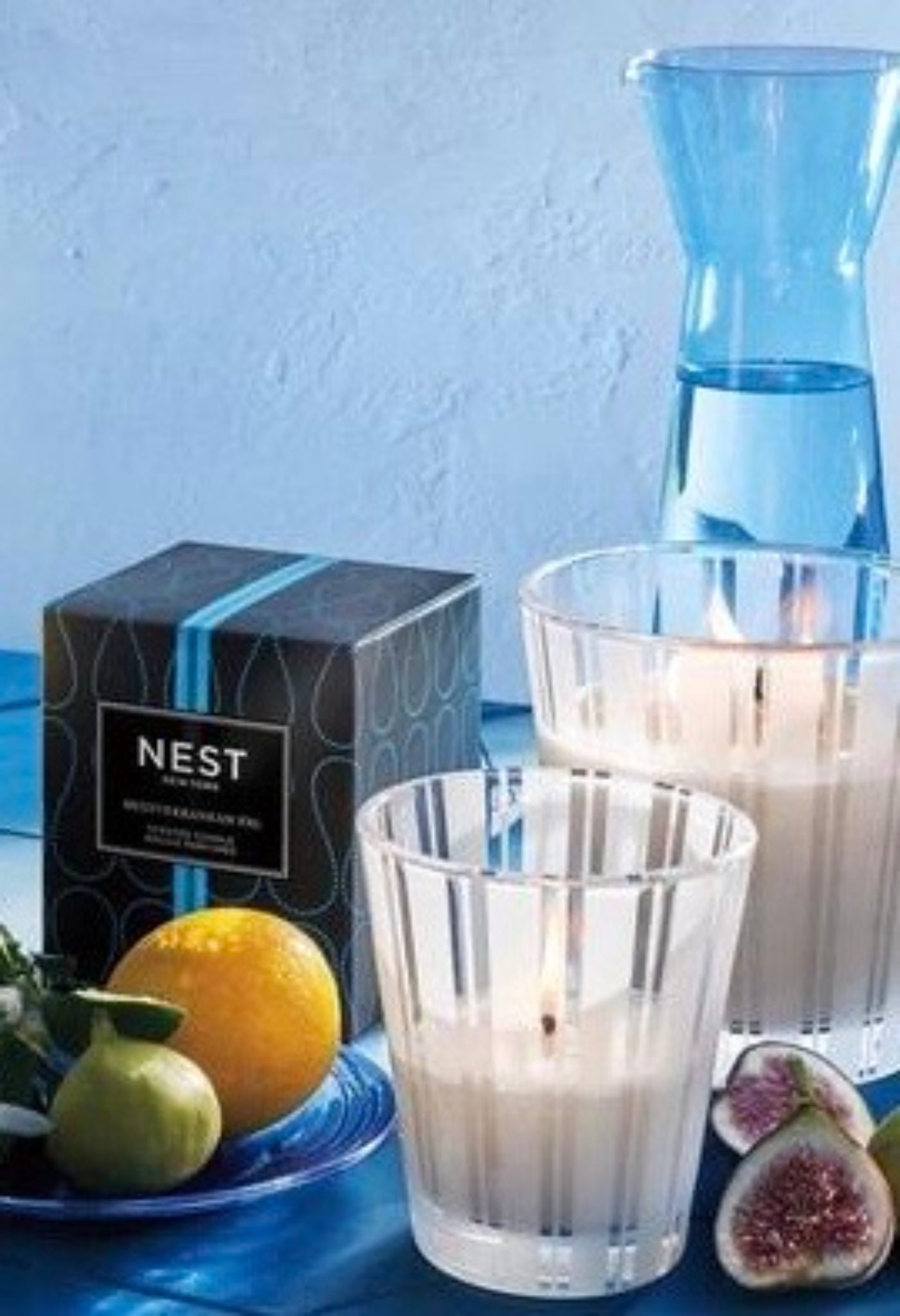 Mediterranean Fig Classic Candle