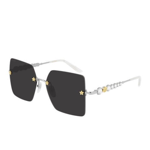 Gucci Square Metal GG0644 Sunglasses
