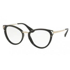 Prada OPR 53 UV RX Catwalk Black Frame